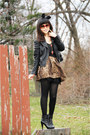 Black-chanel-boots-black-leather-celine-jacket-brown-celine-bag-ruby-red-l
