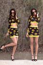 Pinkbasis-top-pinkbasis-skirt-pinkbasis-heels