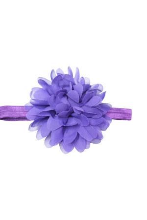 net pinkblueindia hair accessory - deep purple pinkblueindia hair accessory