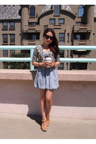 heather gray Forever 21 dress