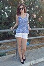 Periwinkle-h-m-bag-white-tally-weijl-shorts-sky-blue-tally-weijl-top