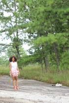 ruffles pitaya skirt