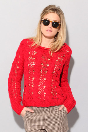 aryn k sweater