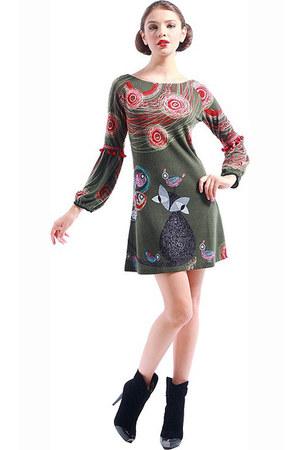 jersey dress Pam & Arch London dress