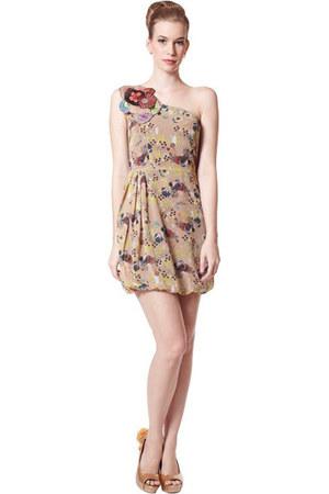 chiffon dress Pam & Arch London dress