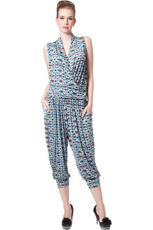 jumpsuit Pam & Arch London pants