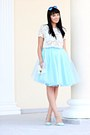 Light-blue-mosquito-skirt
