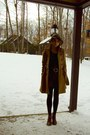 Tawny-h-m-shoes-maroon-modcloth-dress-camel-h-m-coat-heather-gray-h-m-hat-