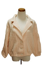 light pink American Apparel jacket