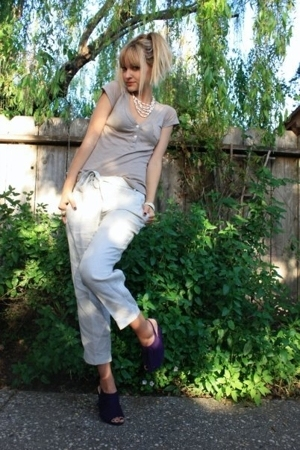 Zara pants - Urban Outfitters shirt - Chinese Laundry shoes - accessories