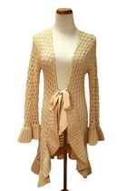beige banana republic sweater