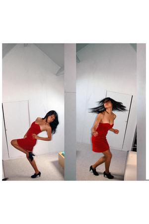 H&M dress - H&M shoes