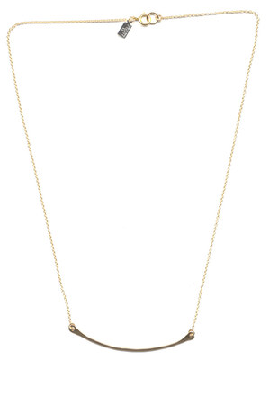 gold 14k gold-filled Peggy Li Creations necklace