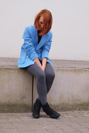 ecco shoes - H&M jacket