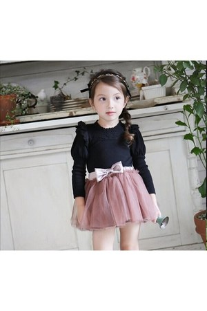 girl skirt popreal dress