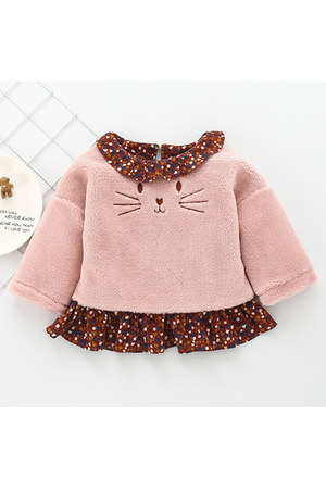 newborn tops popreal coat