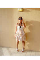 sm dept store dress - Possibility at The Ramp shoes -