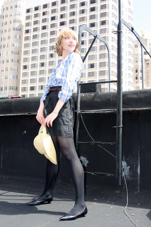 Urban Outfitters skirt - shirt
