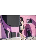 Chloe bag - Leith dress - shoemint sandals