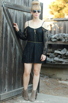 lace foreign exchange dress - body chain Sugar Scout accessories