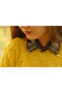 Mustard-leather-sleeves-dorkas-boutique-top-black-mary-janes-junejulia-heels