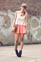 wholesale-dressnet bag - asos sunglasses - American Apparel skirt