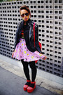 Black-studded-romwe-jacket-ruby-red-lips-bag