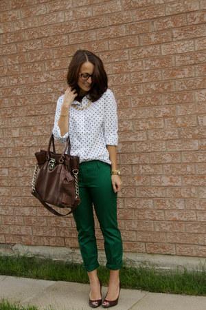 Gap pants - Gap shirt