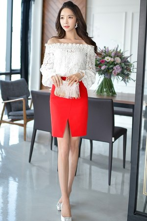 lace evintagelife top