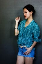 Green-ciao-sport-blouse