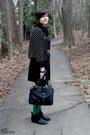 Black-target-boots-black-handmade-dress-black-sweater