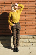 max&co sweater - Fendi pants