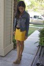 Denim-h-m-jacket-mustard-h-m-skirt