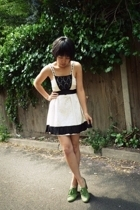 Valerie Tolosa dress - Joy shoes