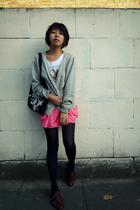 Topshop skirt - Primark jacket