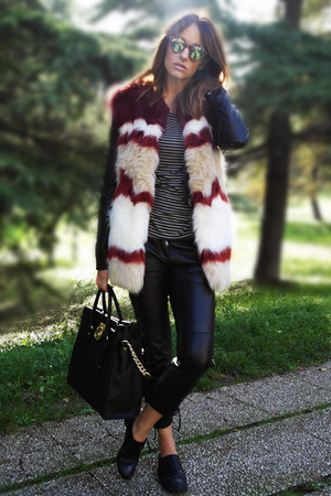 maison scotch jacket - leather Michael Kors bag