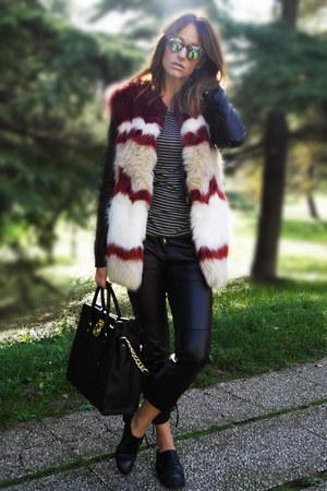 maison scotch jacket - leather Michael Kors bag