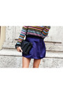 Peuterey-sweater-zara-bag-h-m-skirt-keep-flats