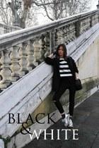 Zara jeans - bePositive shoes - Zara top