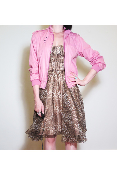 foxmoor jacket - dress