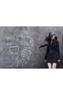 Black-lace-takashimaya-socks-black-bodysuit-vedette-shapewear-intimate