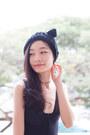Cat-ear-dresslink-hat-floral-newdress-jacket-neon-we-love-colors-stockings