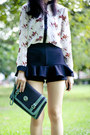 Green-clutch-nica-bag-black-culottes-terminal-21-shorts