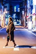 Tokyo-bound