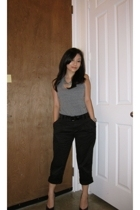 f21 top - Express pants - Steven by SM shoes