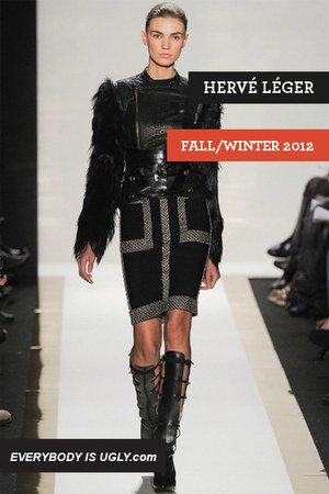 Black-herve-leger-dress