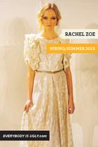 Rachel Zoe Spring/Summer 2012