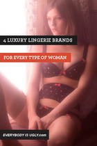 4 Luxury Lingerie Brands For Every Type Of Woman