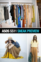 Exclusive ASOS Spring 2011 Preview