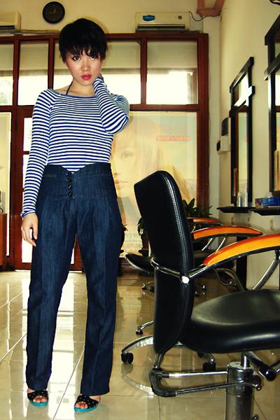 shirt - H2O jeans - shoes